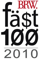 Apricus Australia 7th in the BRW Fast 100 of 2010
