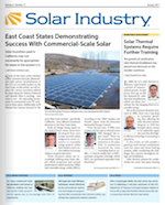 Apricus Authored article by Eric Skiba and Nigel Ruddell - Solar Thermal Systems Require Further Training