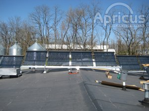 Commercial Project Case Studies Apricus Solar Water Heater